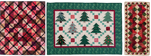 From Holiday Cheer Quilts