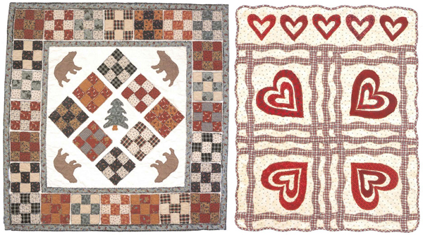 Quilts from Frayed-Edge Fun