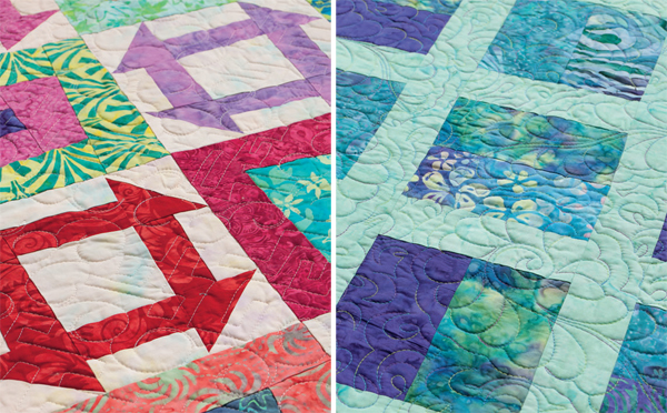 Free quilt pattern for batiks—and Jelly Rolls! - Stitch This! The ... : quilt patterns for batiks - Adamdwight.com