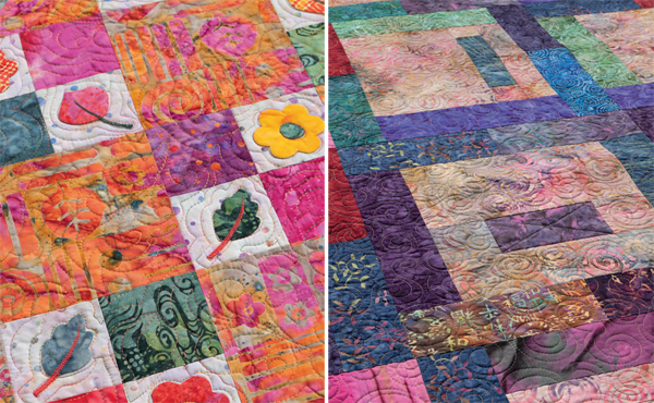 Quilts from Quilt Batik!
