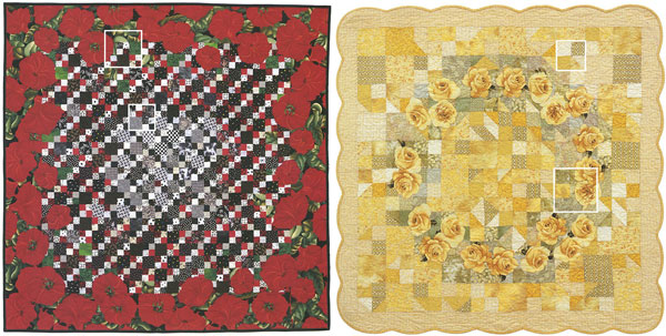 Quilts from Scatter-Garden Quilts