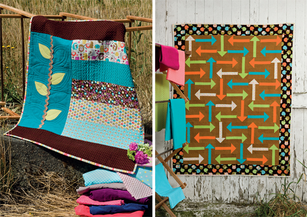 Quilts from Uncommonly Corduroy