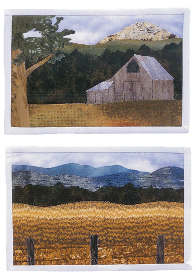 Postcards from Meadowbrook quilts