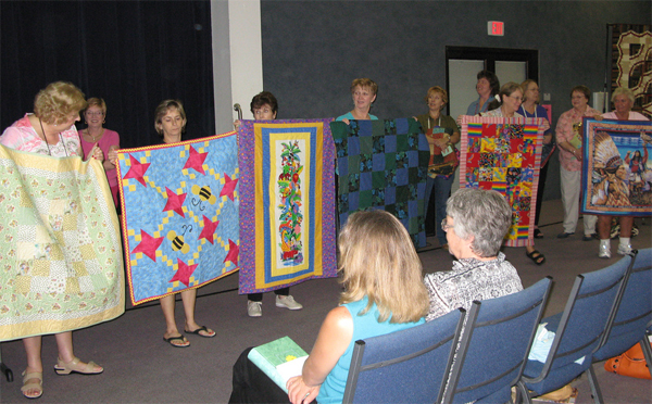 Bear Creek Quilt Guild Keller Texas