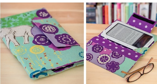 E-Reader Cover from Sew Practical