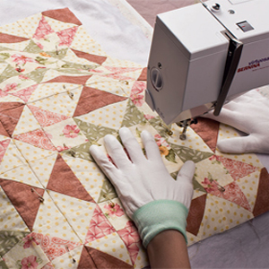 How to quilt a quilt--6 quick ideas
