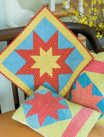 Pennsylvania Star quilt