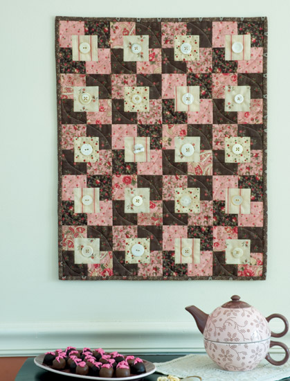 Box of Chocolates quilt