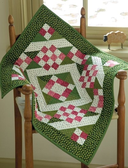Sunny Lanes quilt
