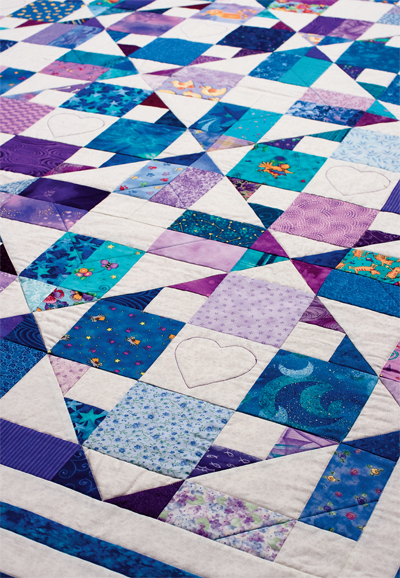 From Quilts from the Heart II