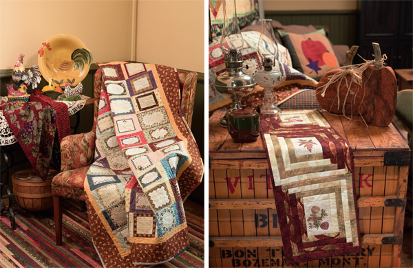 Projects from Quilting in the Country
