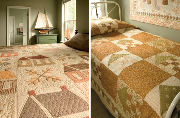 Projects from Fig Tree Quilts: Houses