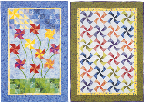 Quilts from Growing Up with Quilts