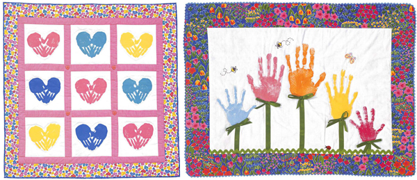 Quilts from Handprint Quilts