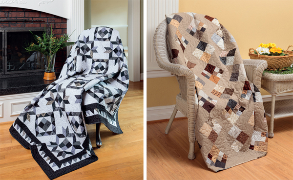 Quilts from Knockout Neutrals