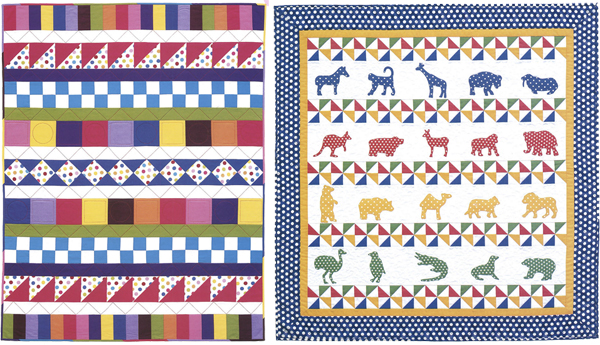 Quilts from Polka-Dot Kids' Quilts