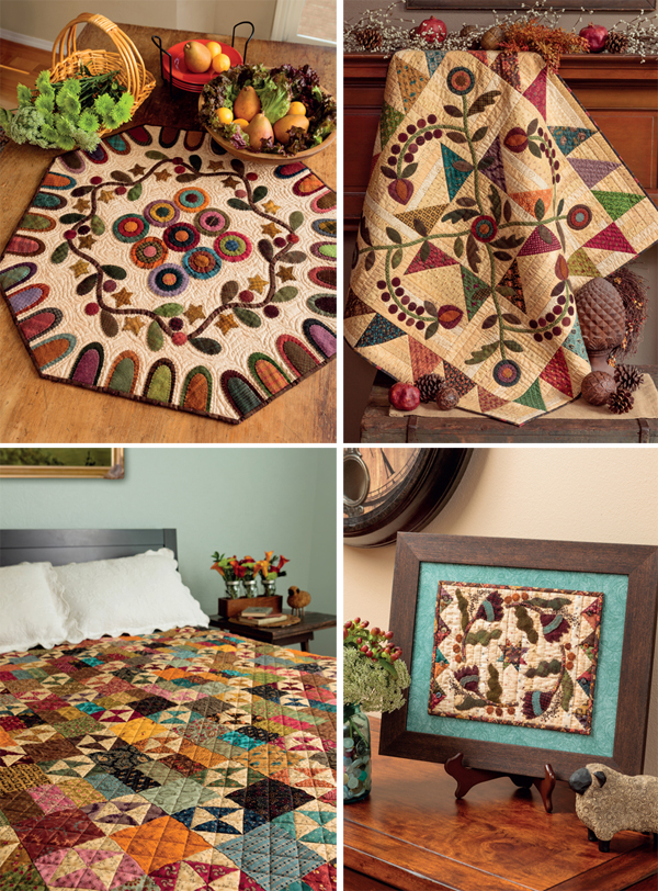 Quilts from Simple Appeal