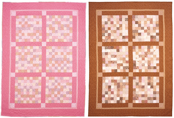 From Jack and Jill Quilts