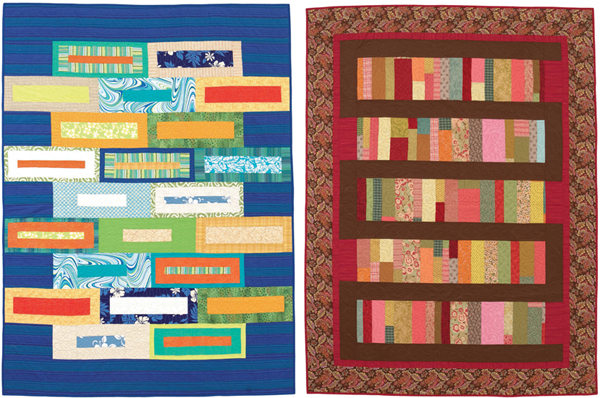 From Young at Heart Quilts
