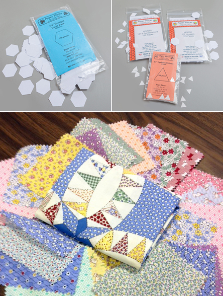 Paper Pieces and Marcus Fabrics giveaway