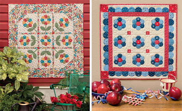 Get hooked fresh english paper piecing patterns giveaway quilts from english paper piecing ii maxwellsz