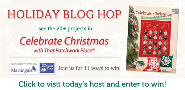 Celebrate Christmas blog hop!