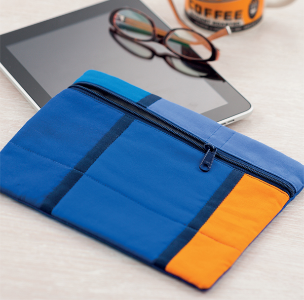 Color Block iPad Cover