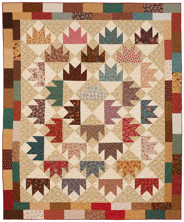 Oso quilt