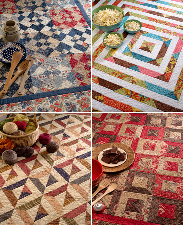 Projects from Strip-Smart Quilts