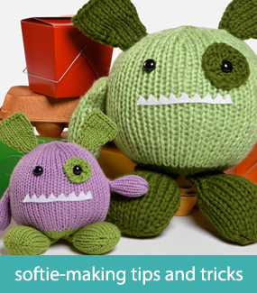 Softie-making tips