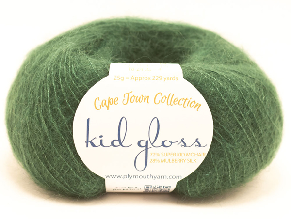 Kid Gloss from Plymouth Yarns