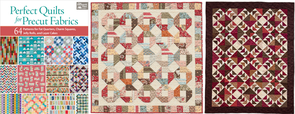 Wish List Day! Martingale quilt books coming soon (+ giveaway ... : quilting precuts - Adamdwight.com