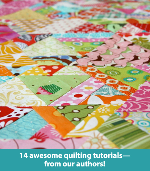 14 awesome quilting tutorials