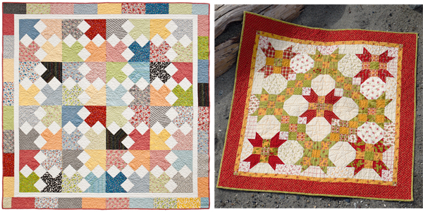 Quilts from Another Bite of Schnibbles