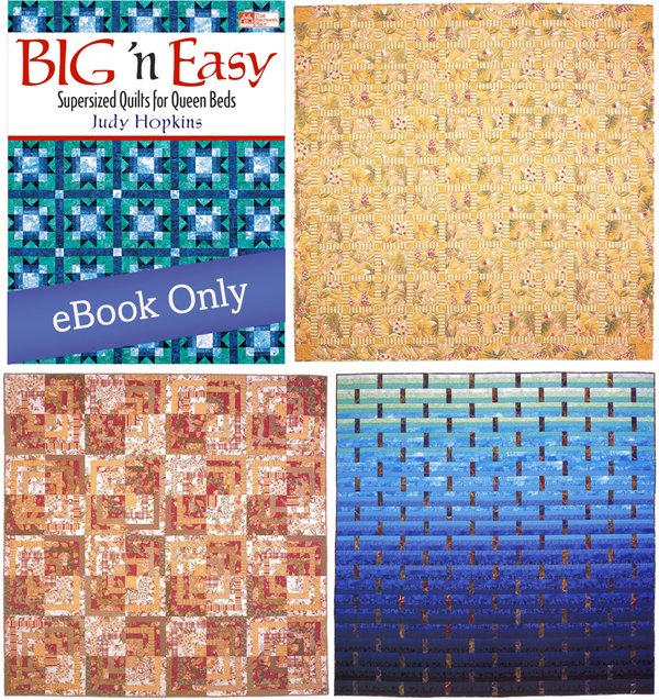 Quilts from Big 'n Easy
