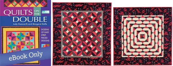 Quilts from Quilts on the Double
