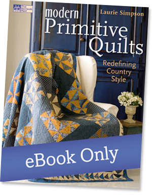 Modern Primitive Quilts