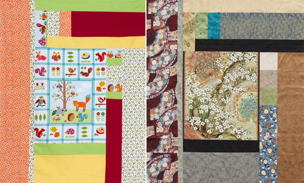 Quilts from Fabric Play