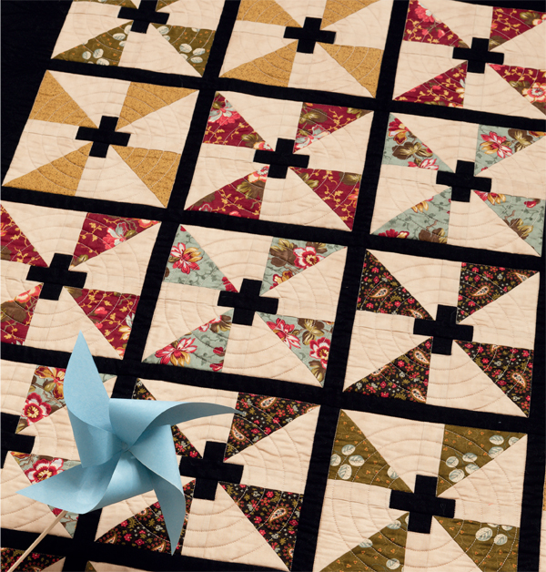 Staying Focused quilt