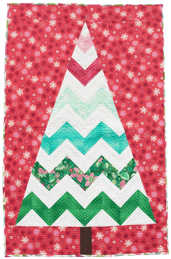 Cathy's quilt from Celebrate Christmas with That Patchwork Place