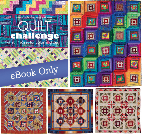 Churn Dash projects from Quilt Challenge