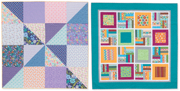 From Quilts Made with Love