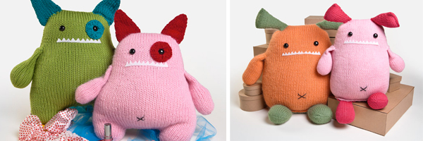 From The Big Book of Knitted Monsters