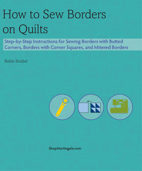 How to sew borders on quilts