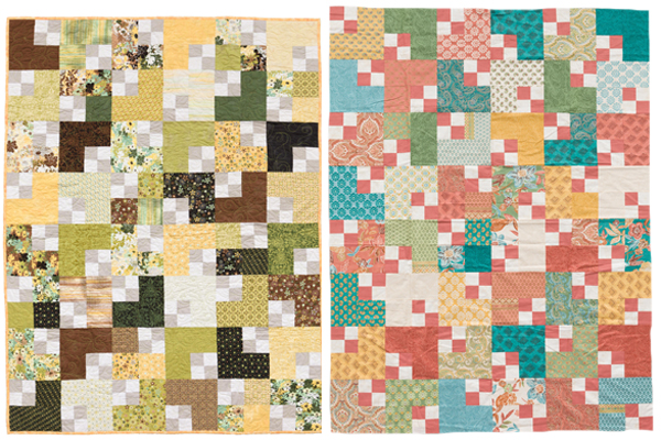More of Karen's quilts from Skip the Borders
