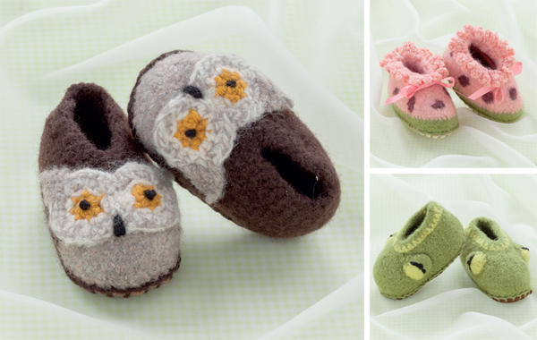 Projects from Cozy Toes for Baby