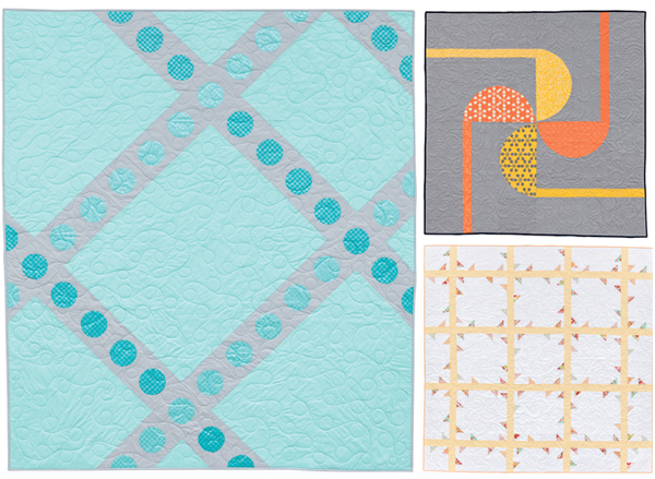 Projects from Graphic Quilts from Everyday Images