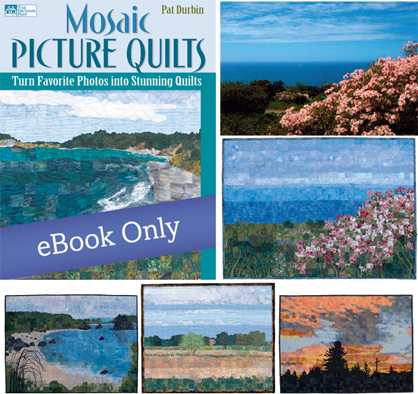 Projects from Mosaic Picture Quilts