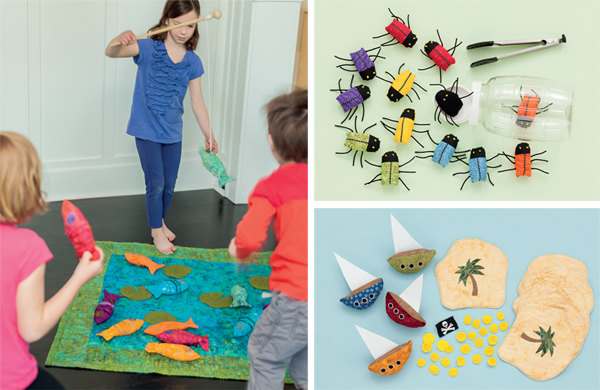 Projects from Sew and Play