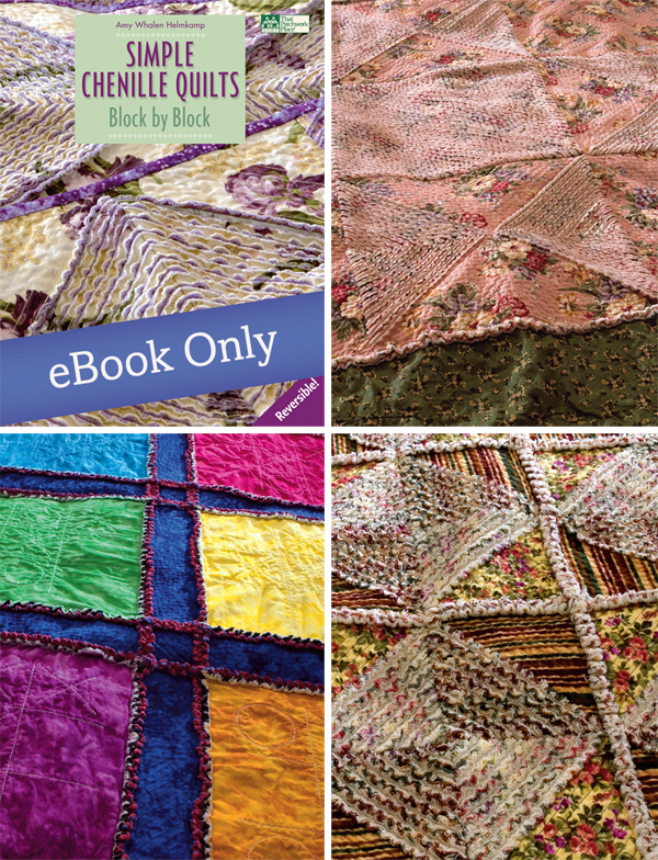 Projects from Simple Chenille Quilts